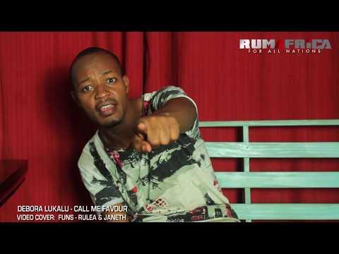 Debora Lukalu   Mimi Ni Mbarikiwa   Video Cover By Rulea Anda Janeth