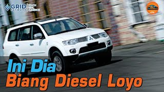 Ketemu Mobil Diesel Lemes? Begini Kata Ahlinya