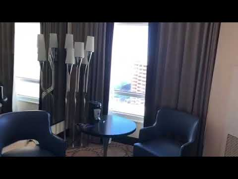 Harrah's Las Vegas Rooms - My Renovated Room Walkthrough Tour During CES 2018 #CES2018