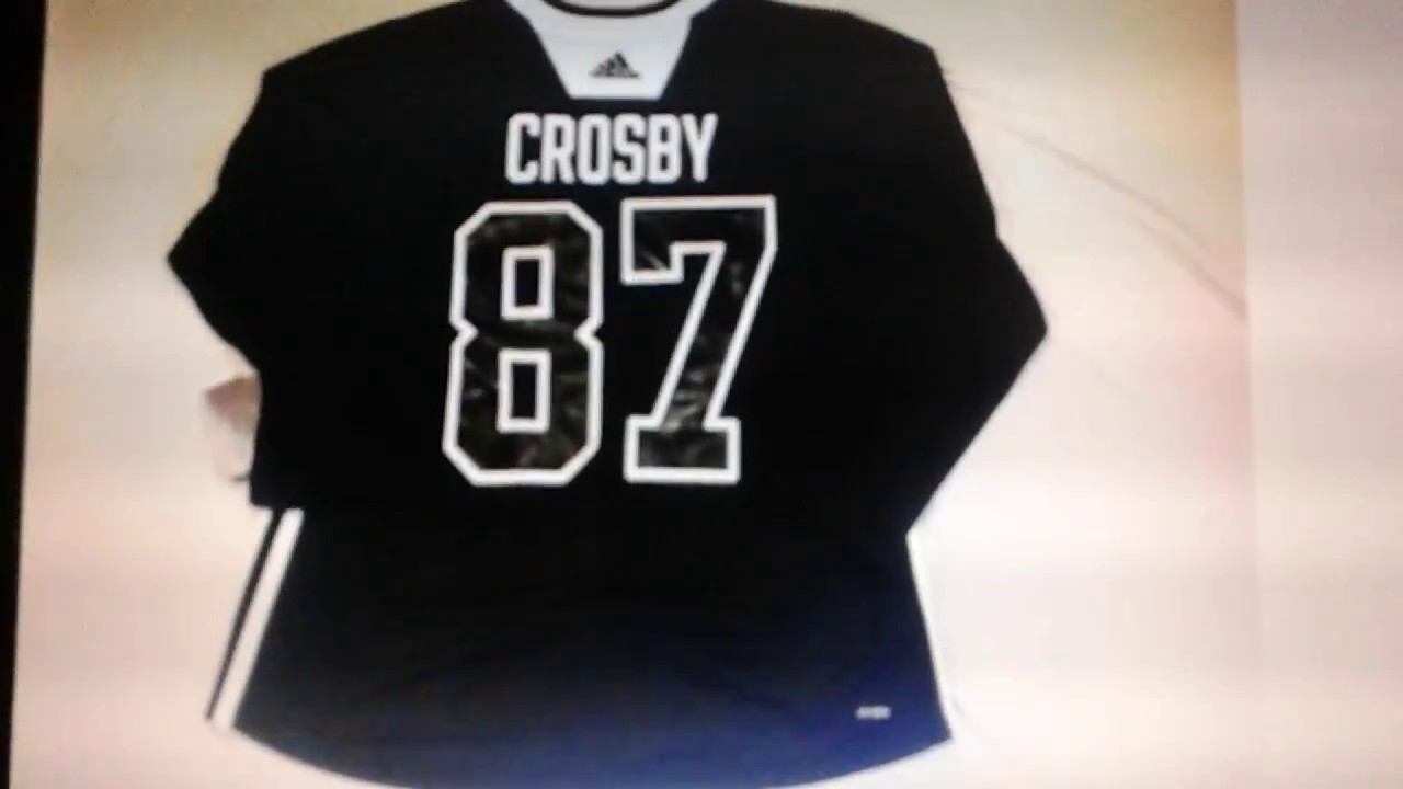1d0a18d8ffa A Look At An Adidas NHL Practice Jersey  My Thoughts - YouTube