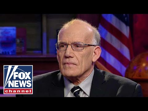 Historian Victor Davis Hanson on why he supports Trump
