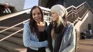 ABC3 | Dance Academy Series 2: On Set With Dena and Alicia pt1