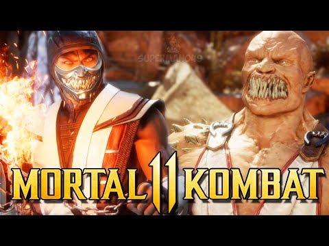 MY HONEST OPINION ABOUT MORTAL KOMBAT 11! - Mortal Kombat 11: Scorpion & Sub-Zero Gameplay thumbnail