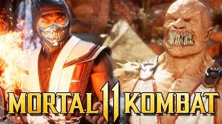 MY HONEST OPINION ABOUT MORTAL KOMBAT 11! - Mortal Kombat 11: Scorpion & Sub-Zero Gameplay
