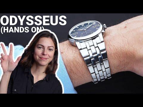 A. Lange & Söhne Odysseus HANDS ON REVIEW: No Sports Watch. | Jenni Elle