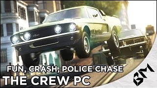 The Crew Ultra PC - Poursuite | Easter egg | Fun | PvP - [VOD]