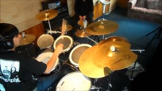 Thundersteel (Cover Drums RIOT)