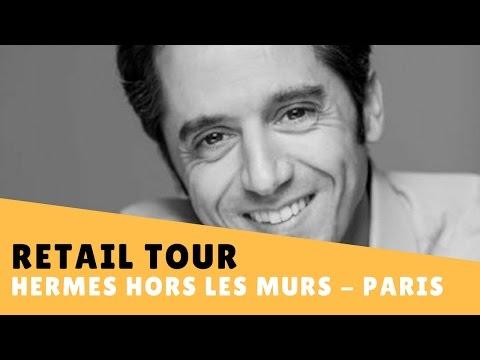 HERMES HORS LES MURS – Paris