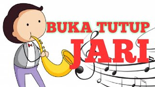 Nyanyian Buka Tutup Jari. lagu anak PAUD dan TK