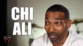 Chi Ali on Getting Stabbed in Prison While Hanging with Biggie's Crip Cousin C-Gutta (Part 9)
