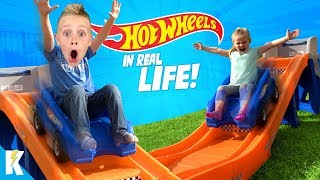 HOT WHEELS In Real Life (Avengers: ENDGAME Tournament Edition) KIDCITY