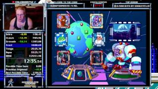 Mega Man 8 Speed Run