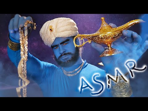 🧞 Friendly Genie ASMR 🧞
