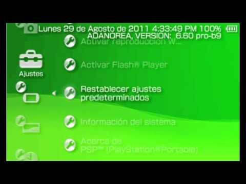 flash 6.39 psp