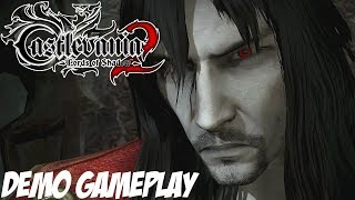 Castlevania Lords of Shadow 2 Demo Gameplay Walkthrough