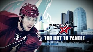 Too Hot to Yandle! - Keith Yandle All-Star Fan Vote Video