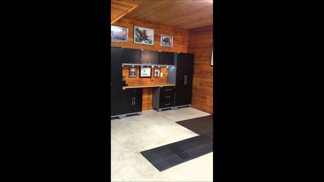 New Age Garage Cabinets Costco : Newage garage cabinets excellent metal