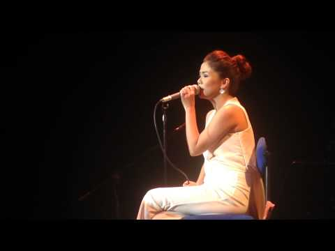 Juris sings 'Forevermore' LIVE at Teatrino