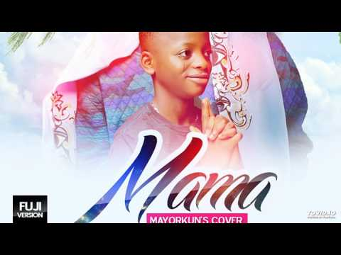 OFFICIAL:- Destiny Boy - Mama (Mayorkun's Fuji Cover)