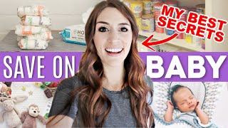 Money-Saving Mom Hacks // Baby on a Budget