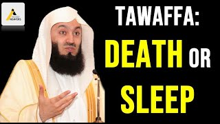 Mufti Menk Proves the Death of Hazrat Isa (as) : Tawaffa is Only During Death and Sleep