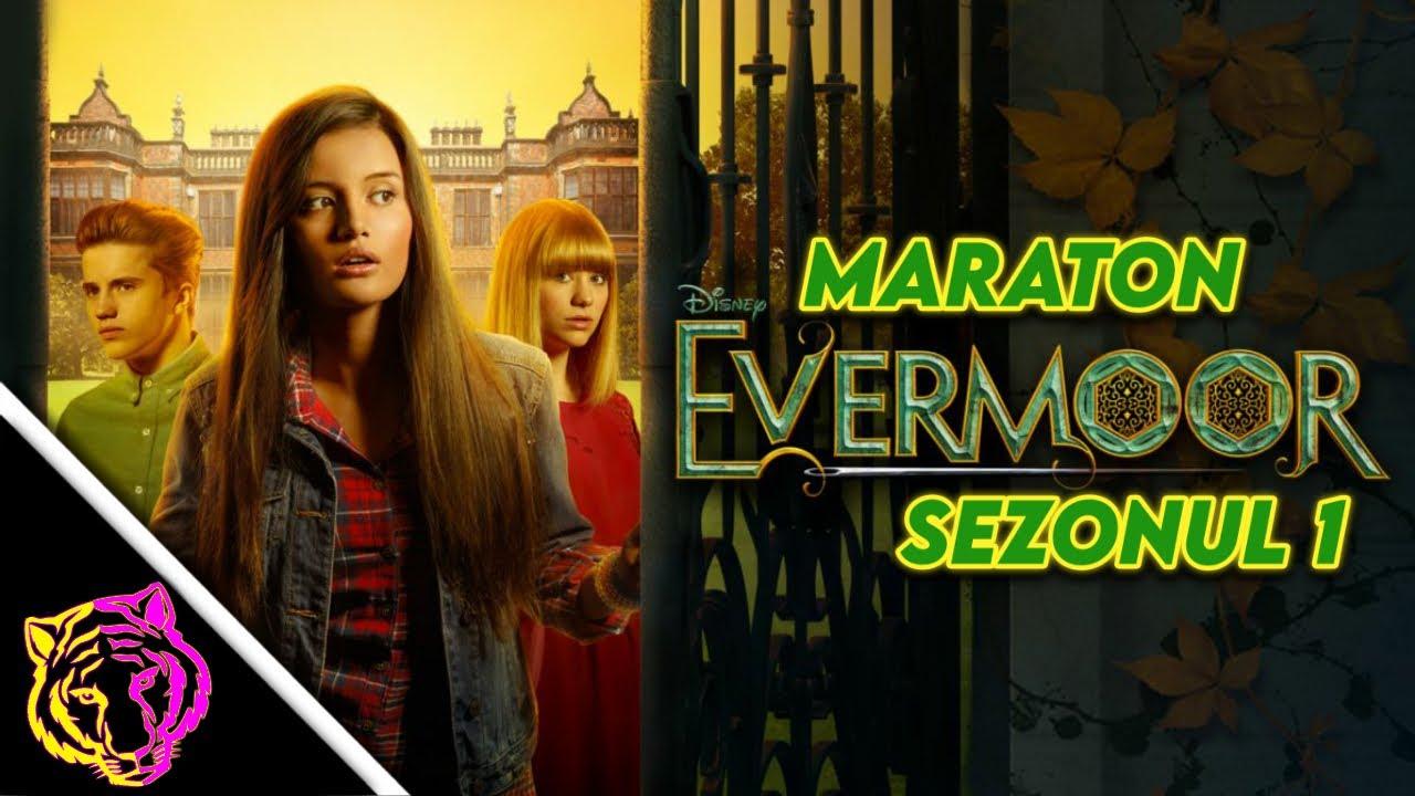 Mega Maraton De Vara Cu Evermoor Sezonul 1 Dublat In Romana De 8 Ore!!!!!???