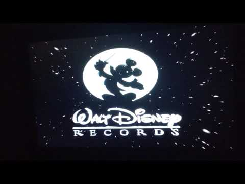 Walt Disney Records Logo (2006, With Warning Screen)