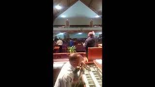Rodney Garrett - Organist/Singer - Anointed Musicians