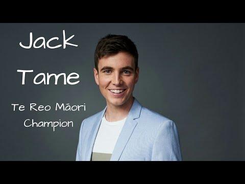 Maori Language Commission Award for Jack Tame