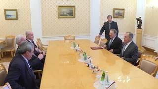 С.Лавров и Р.Малики