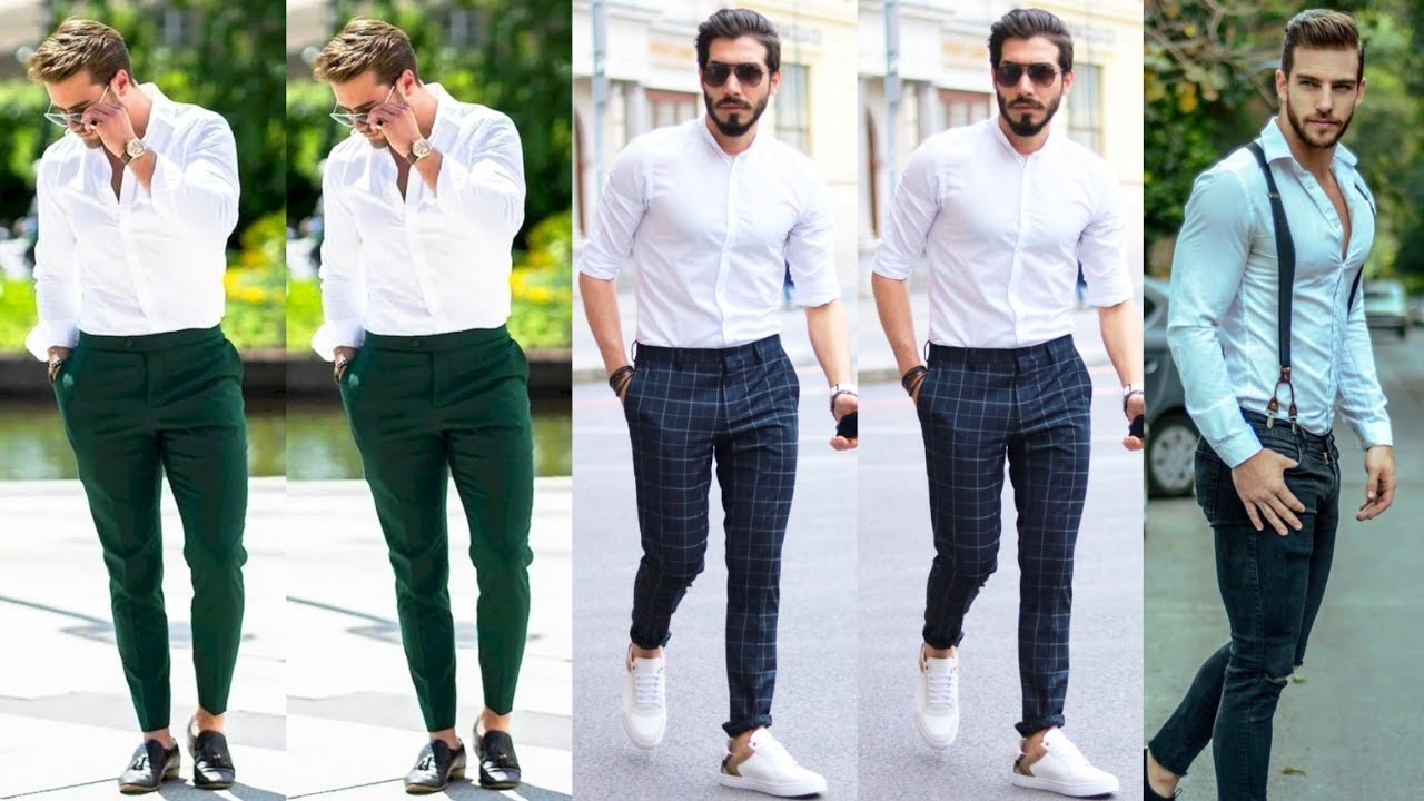 Latest Men's Formal Shirt Pant Fashion 2020 | Best Formal style 2020 | Perfect Beauty Light  20