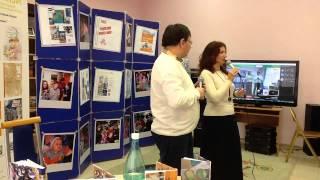 Фестиваль «Книги на вырост» в б-ке №124 - Жвалевский и Пастернак, часть 2.