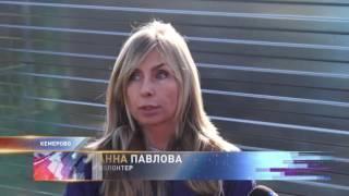 В Кемерове сгорел приют для бездомных животных