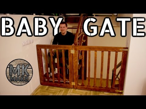 How To Make: DIY Baby Gate