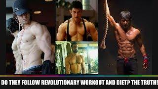 Truth about Bollywood Actor Transformations [Aamir Khan, Hrithik Roshan, John Abraham]