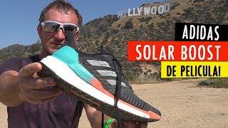 ADIDAS SOLAR BOOST: primeras impresiones de una zapatilla de película