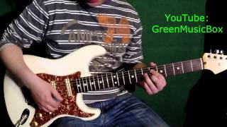 Maroon 5 - This Love видео урок на гитаре(Видео урок, как играть Maroon 5 - This Love на гитаре. Начало разбора на 2:40., 2014-05-11T12:00:45.000Z)