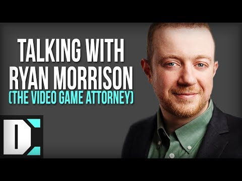 A Conversation with Ryan Morrison (The Video Game Attorney)