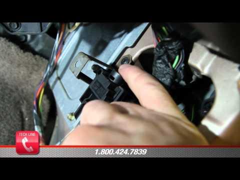 2000 2009 Ford Taurus Fuel Pump Inertia Switch Reset Location