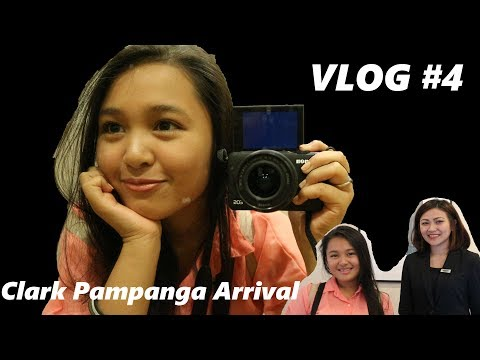 Arrival at Clark Pampanga | Airbase | Philippines | 2017 | Vlog #4
