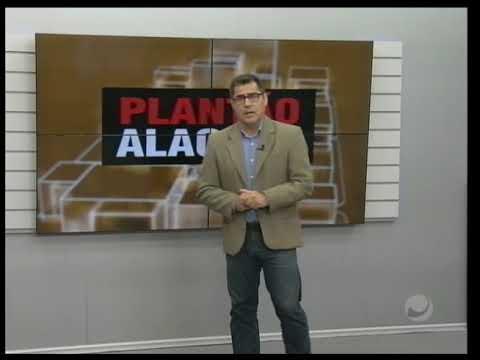 Plantão Alagoas - Parte 01 - (20/06/2018)