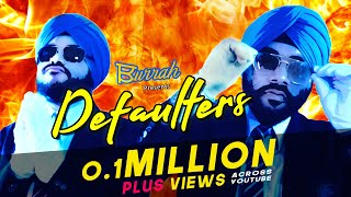 Gambar cover DEFAULTERS - BURRAH x JIZZY Ft. Tanya Maniktala & Shreya Singh (Prod by.YASH) | Backbenchers Anthem