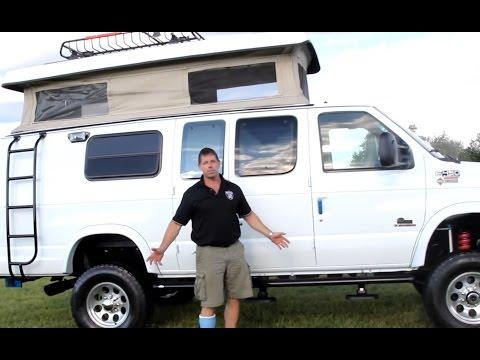 E-450 Super Duty Sportsmobile Camper-Van TOUR CUSTOM INSANE 1/1