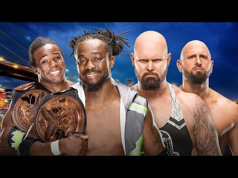 ESGNet's PPV Prediction | WWE SummerSlam | New Day vs. The Club (WWE Tag Team Titles) (WWE 2k16)