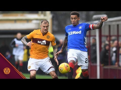 Highlights as Motherwell draw 3-3 with Rangers