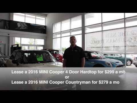 Ric Tryce - Motoring Manager - MINI Orland Park