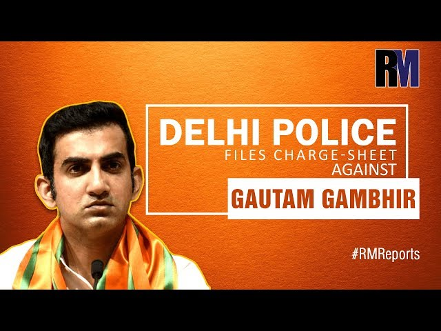 Delhi Police files charge-sheet against Gautam Gambhir | Weekly Round Up | RealtyMyths