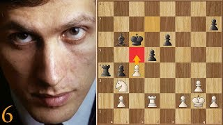 At Least I Still Have My Music | Fischer vs Taimanov | (1971) | Game 6