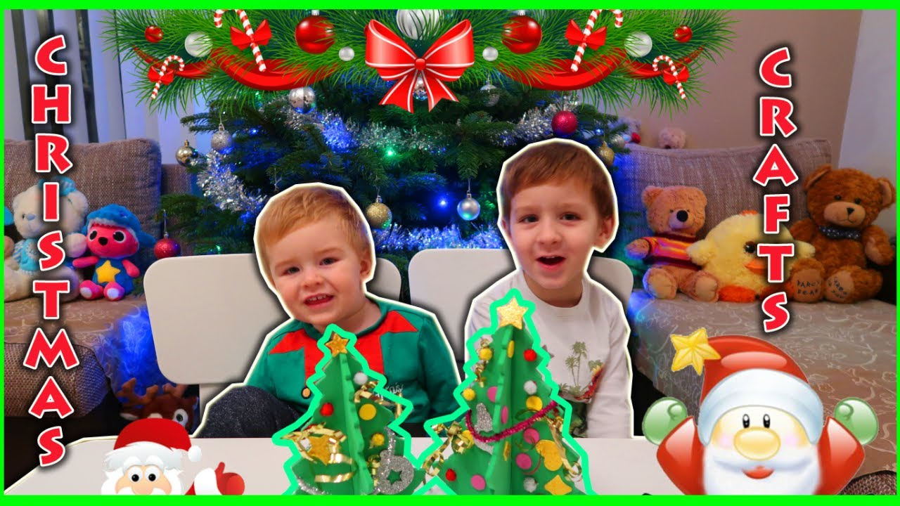 How To Keep The Kids Busy During Christmas Time Christmas Crafts