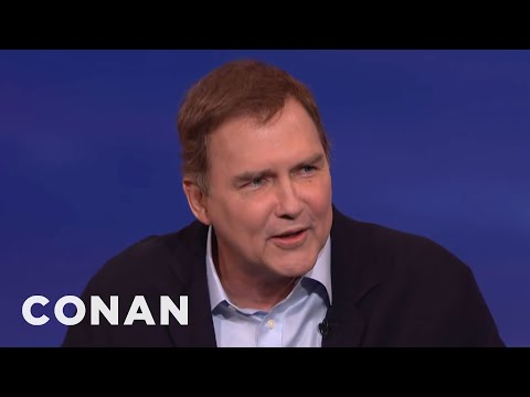 Norm Macdonald: Chris Farley Revealed SNL's Most Shocking Secret To Me  - CONAN on TBS